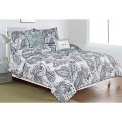 Home Trends Bedding Sets Home Dynamix Classic Trends Gray Yellow 5 King Comforter Set K Pal 812 The Home Depot