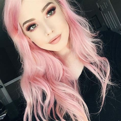 hairstyles color pink 214 best pink hair images on pinterest cabello de