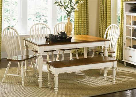 Country Dining Room Sets by Low Country Sand Dining Room Set From Liberty 79 T3876