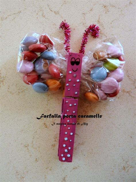 porta caramelle farfalla porta caramelle il magico mondo di aly
