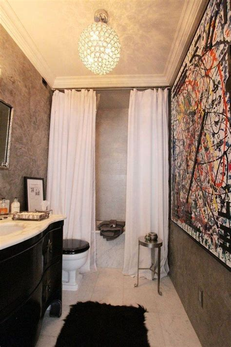 Best Bathroom Curtains Inspiration Best 20 Small Spa Bathroom Ideas On Bathroom Decor Spa Bathroom Decor And