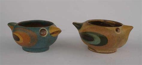 ceramic bird salt cellar 89 best vintage pottery images on