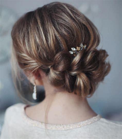 Wedding Guest Hairstyles With Braids by Fryzury ślubne Romantyczne Upięcia