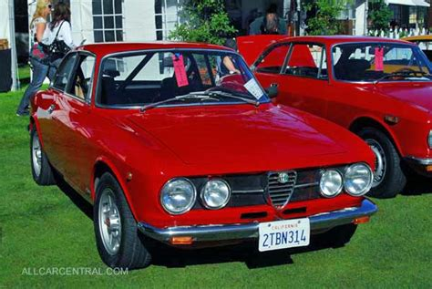 1969 Alfa Romeo Gtv by 1969 Alfa Romeo Gtv Photos Informations Articles