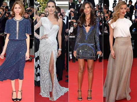 Cannes Wardrobe by Cannes Festival Day 7 Carpet