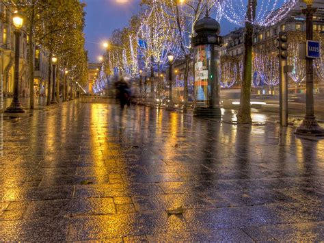 wallpaper christmas in paris paris paris background
