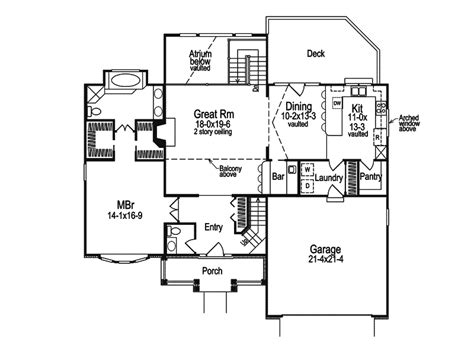 house floor plans with atrium house floor plans with