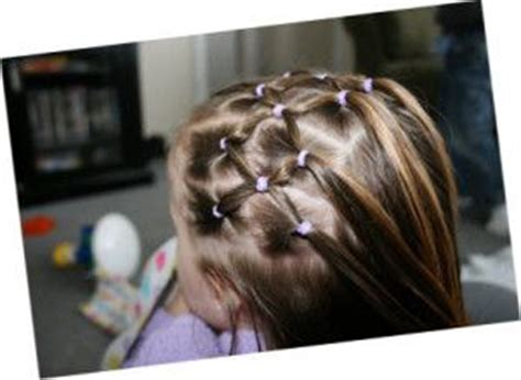 hair styles for guys that has rubber bands little girl hair styles this would be cute to do at c
