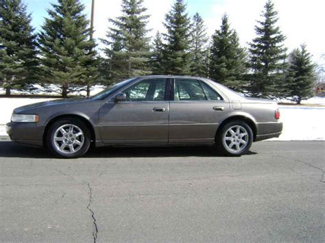 Cadillac Sts 2001 by 2001 Cadillac Seville Sts 270099 At Alpine Motors