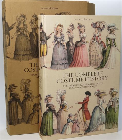 libro racinet the costume history mode auguste racinet the complete costume history vollstandige kostumgeschichte le