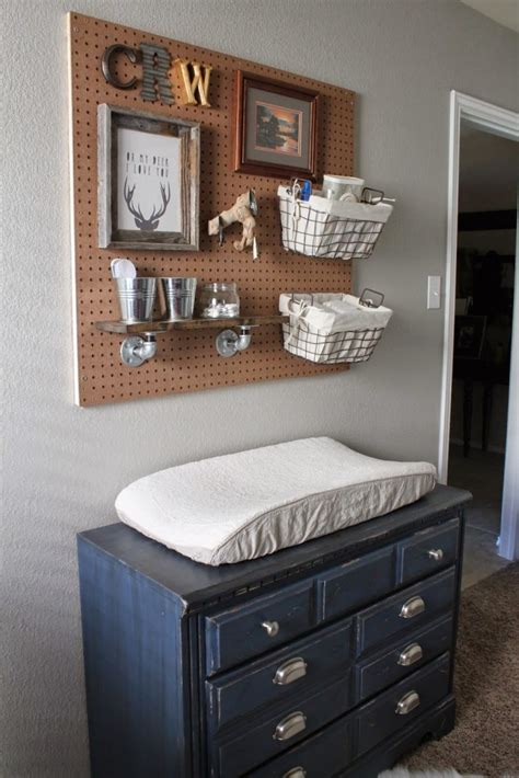 bloombety decorating baby boy room ideas creating a cute cason s hunting and fishing nursery project nursery
