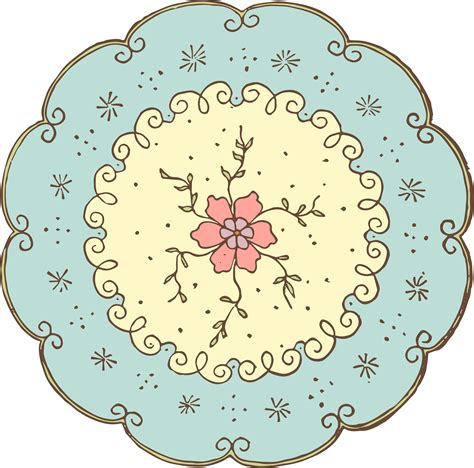 retro clip art free vector vintage doilies oh so nifty vintage graphics