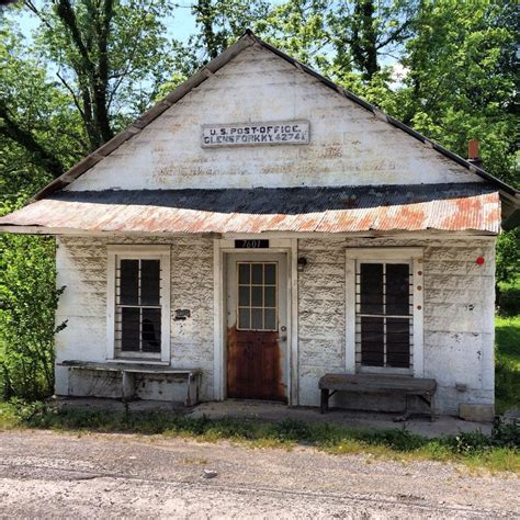 Fork Post Office by Our Adair County Ancestors