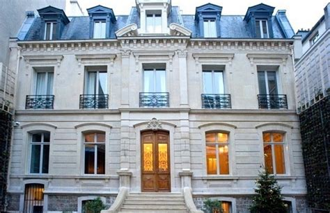 2 Car Garage With Apartment Plans 16 000 square foot historic mansion in paris france
