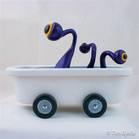 Cars Bathtub by Bathtub But Scary Live In It