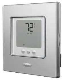 Carrier Infinity Thermostat Setup Manual Carrier