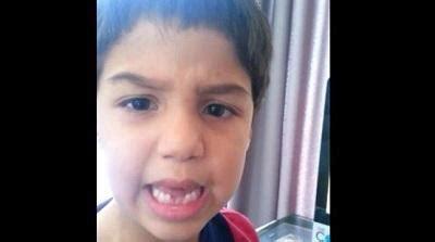imagenes niños regañados ni 241 o rega 241 a a arturo vidal por su accidente de tr 225 nsito