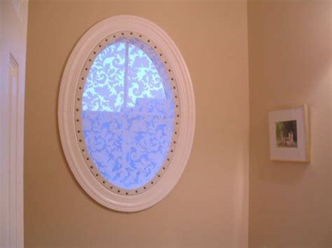 oval window treatments oval window treatment home