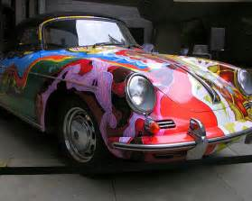 Janis Joplins Porsche Janis Joplin S Porsche Front View Flickr Photo