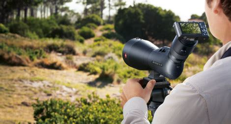 digiscoping adaptors for leica x1 and d lux 5 cameras