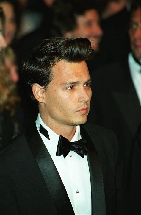 Johnny Depp Hairstyle by Johnny Depp Hairstyles Hairstyles