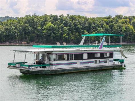 house boat rentals in kentucky 64 foot jamestowner houseboat