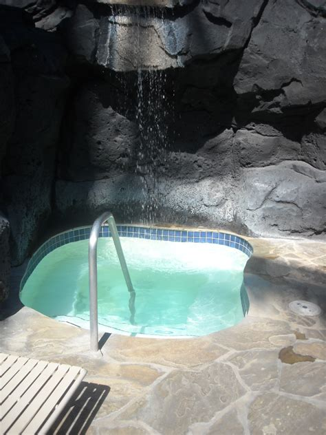 underground bathtub the pools of the hilton waikoloa village hawaii news and