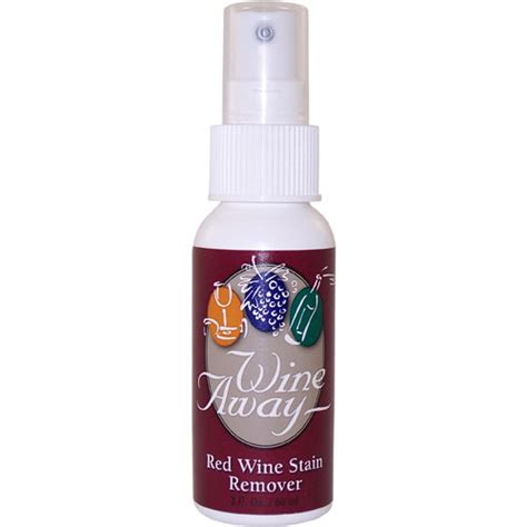 Wine Stain Removal by Wine Away Wine Stain Remover Travel Size In Wine