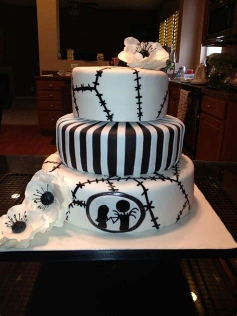 Nightmare Before Cake Ideas - nightmare before cake decorating ideas