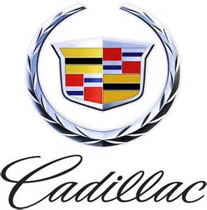 Cadillac Emblem Images Cadillac Emblem With Script Decal Nostalgia Decals
