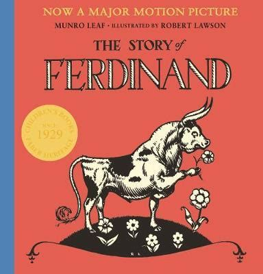 the story of ferdinand the story of ferdinand munro leaf 9780571335961
