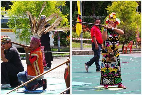 tattoo expo kuching kuching blowpipe carnival event traditional tattoo expo