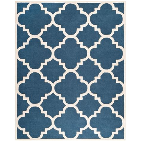 11 x 15 area rug safavieh cambridge navy ivory 11 ft x 15 ft area rug cam140g 1115 the home depot