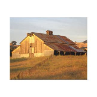 Country 126 Kanvas country barn wrapped canvas prints zazzle