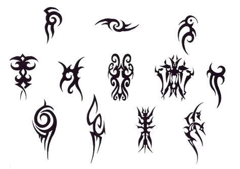 tribal tattoo easy small simple tribal designs amazing
