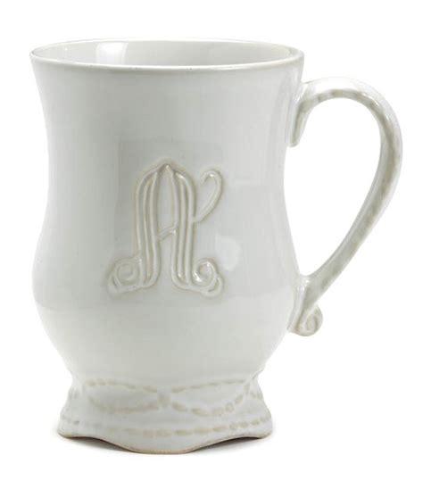 leg l mug skyros designs legado monogram r mug