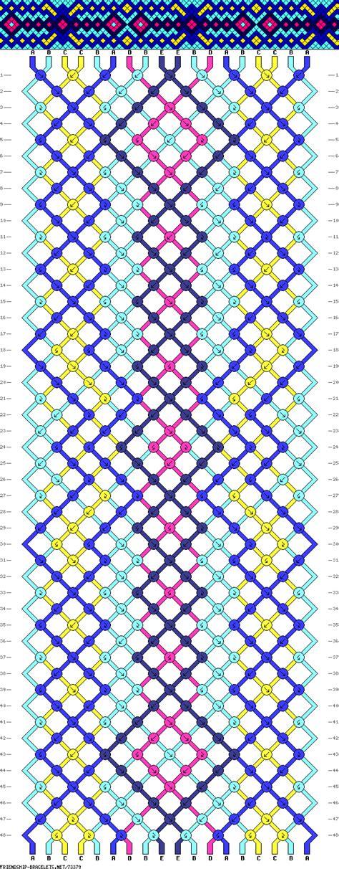 Pattern Friendship | 73379 friendship bracelets net