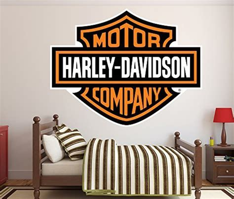 harley davidson wall decal compare price wall decals harley davidson on statements ltd
