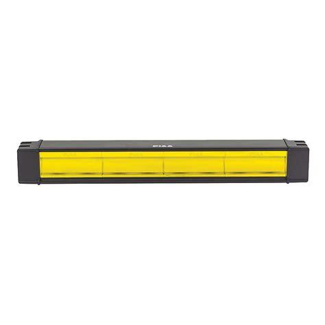 Yellow Led Light Bar Piaa Rf Series Led Light Bar Kits With Yellow Fog Beam Pattern Quadratec