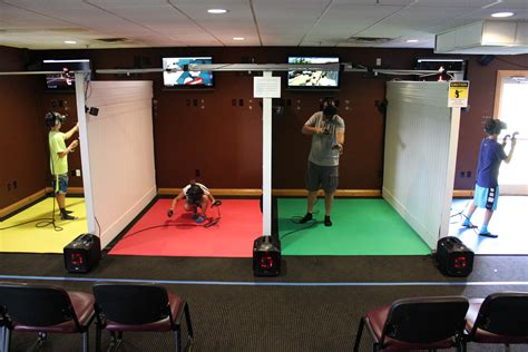 vr room why vr arcades could be reality s salvation polygon