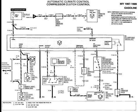 car ac compressor wiring diagram circuit and schematics