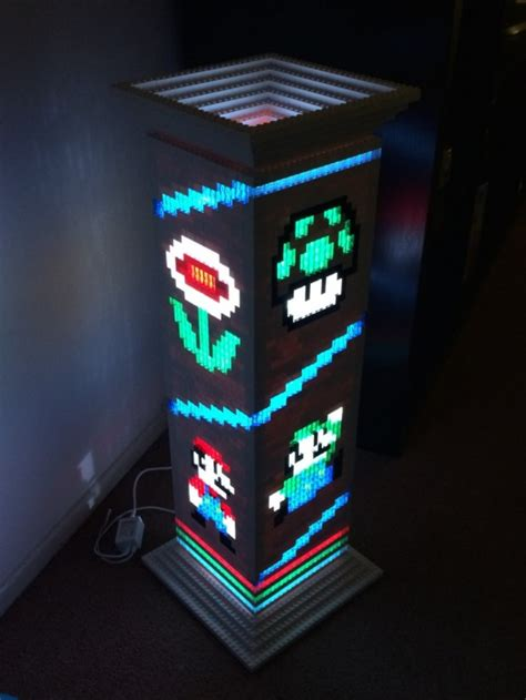 does shades of light ever have sales mario brothers l is a classy gamer night light