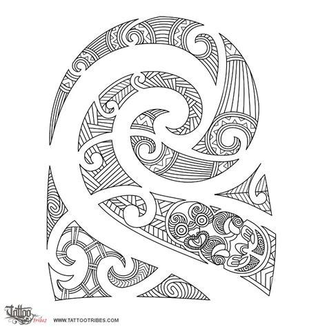 kirituhi tattoo designs kirituhi half sleeve stenciljpg