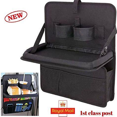 Cot Car Seat Table Organizer best deals car back seat storage folding markuk 174 table tidy organizer laptop holder tray 600d