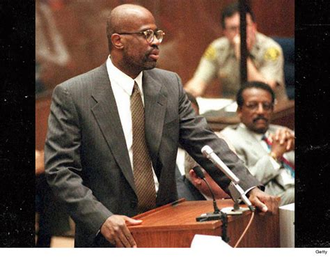 Gossip Take On The Oj Simpsonfox 2 by Christopher Darden Wins Restraining Order Against Baby