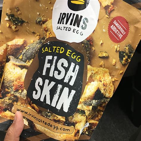 Irvins Salted Egg 105gr 3 irvins salted fried fish skin irvins salted egg aac9c290