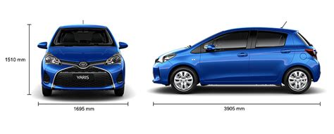 yaris ascent manual specifications