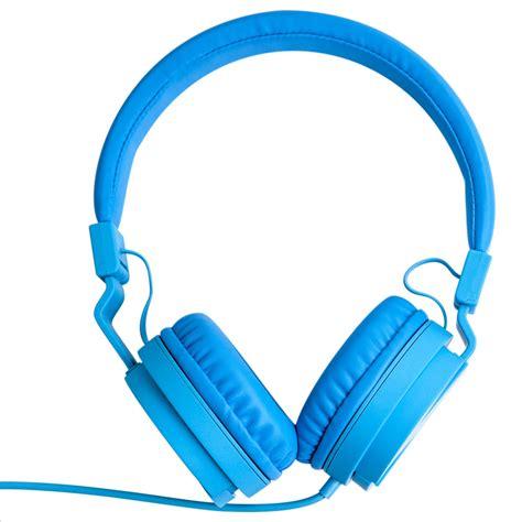 Headset Blue headphones yoobi