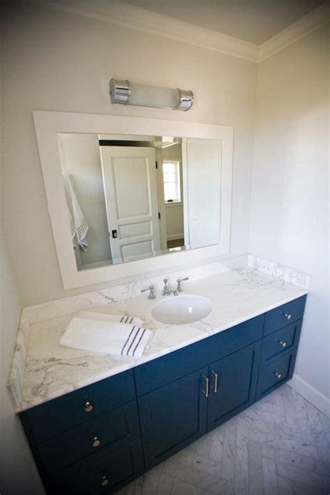 blue bathroom cabinets blue bathroom cabinets contemporary bathroom andrea
