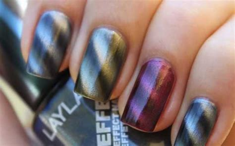 Magnetic Nails by Magnetic Nail Magnetic Nail Design Trends 2012